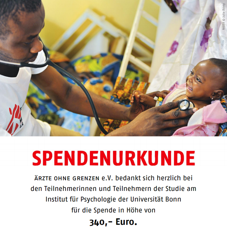 Right click to download: Spendenurkunde